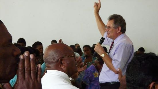 Ministering In Churches