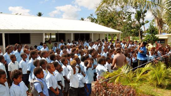 Port Vila Community Christian School