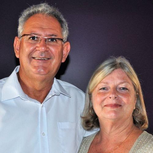 Steve and Helen