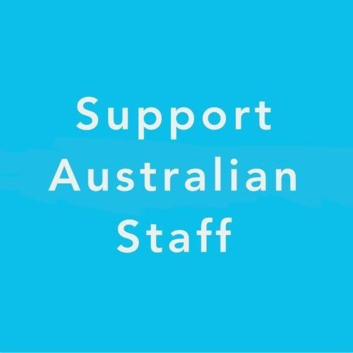 Support Australian Staff